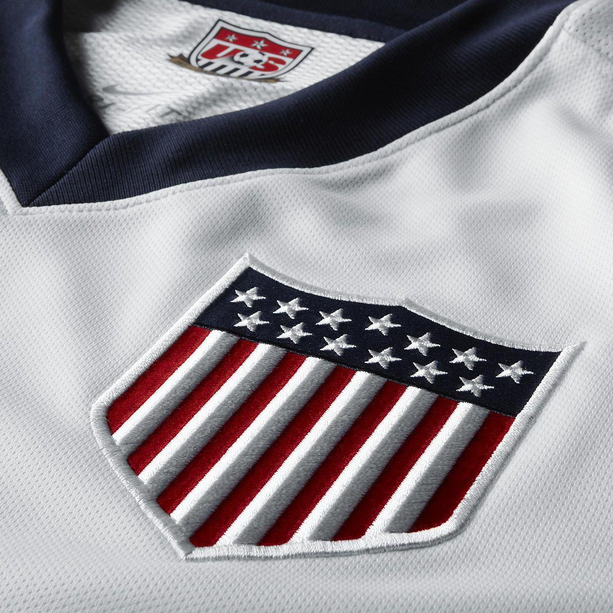 Us Soccer Badge Us Soccer Usa National Team Soccer
