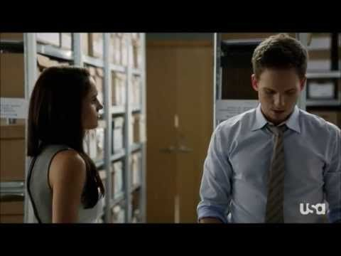 Suits rachel and mike sex scene