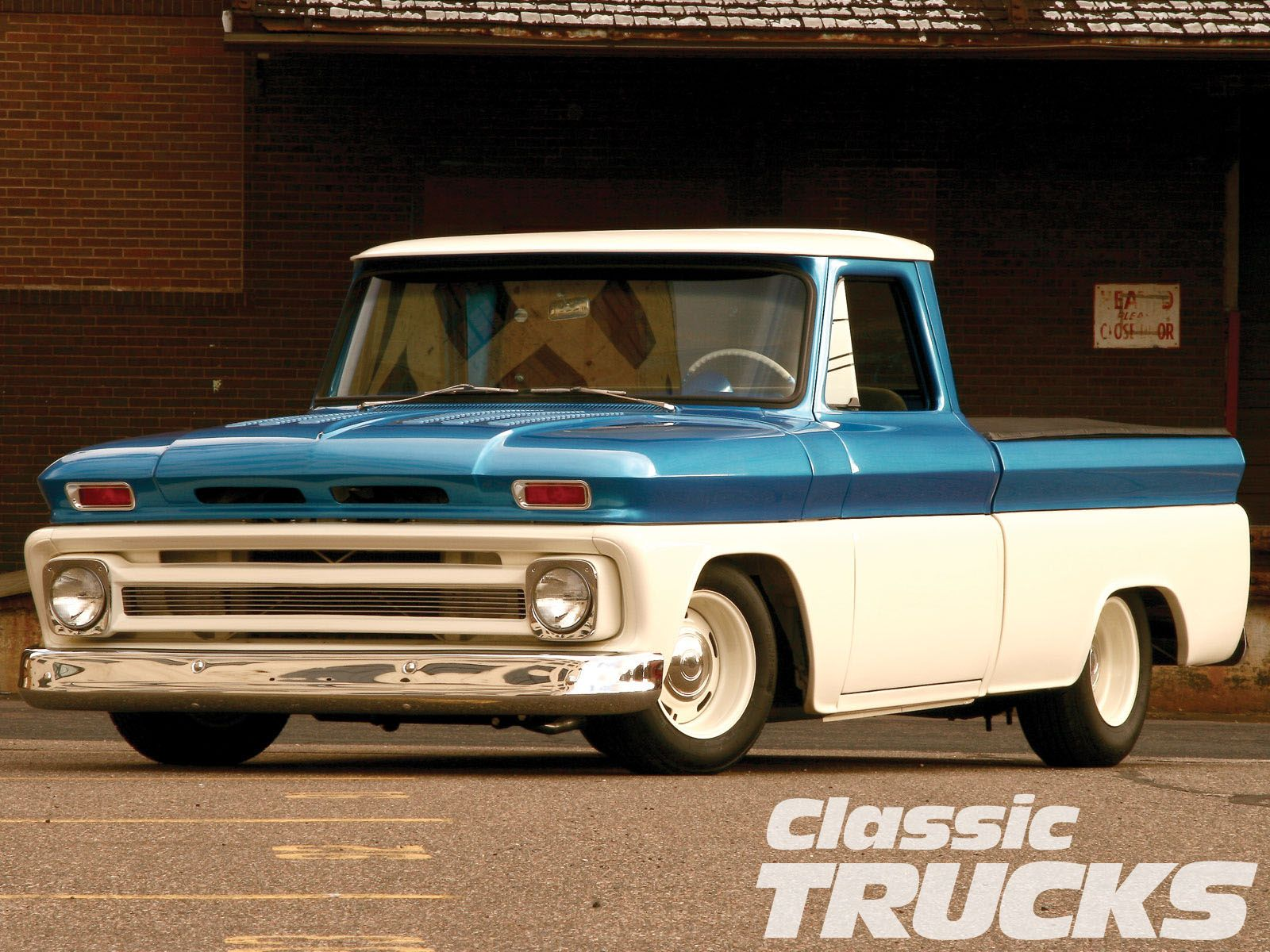1970 Ford Pickup - beautiful - but I don\'t want it lowered. | Well ...