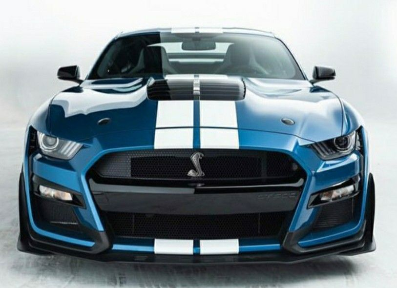 2020 Ford Mustang Shelby Gt 500 With Images Ford Mustang Shelby Gt