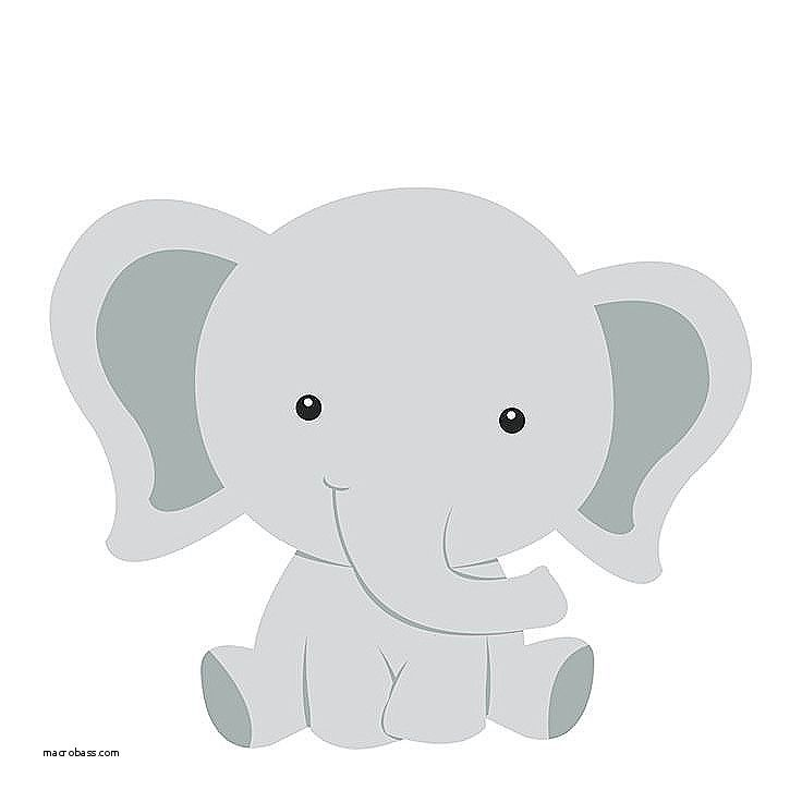 Baby Elephant Clip Art Baby Shower Pin by Lucia Br...