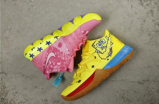 Nike Kyrie 5 Spongebob Squarepants Patrick in 2020   Nike