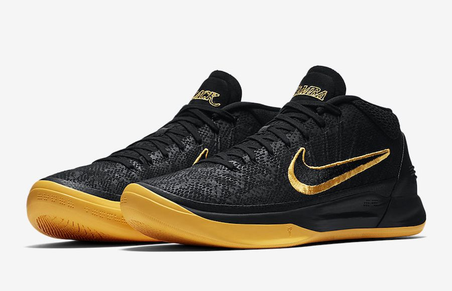 Nike Kobe A.D. Mid Black Mamba