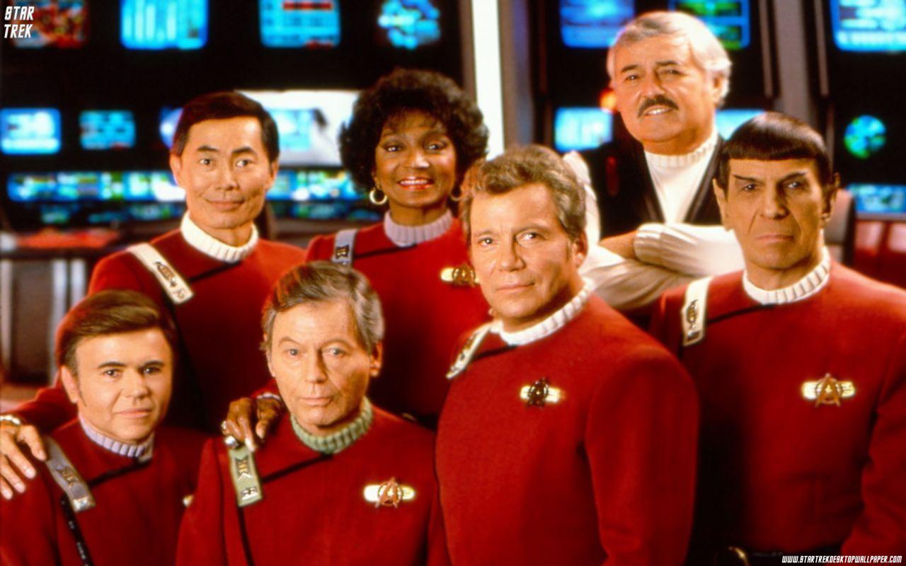 Star Trek Original Serie Crew Free Star Trek Computer