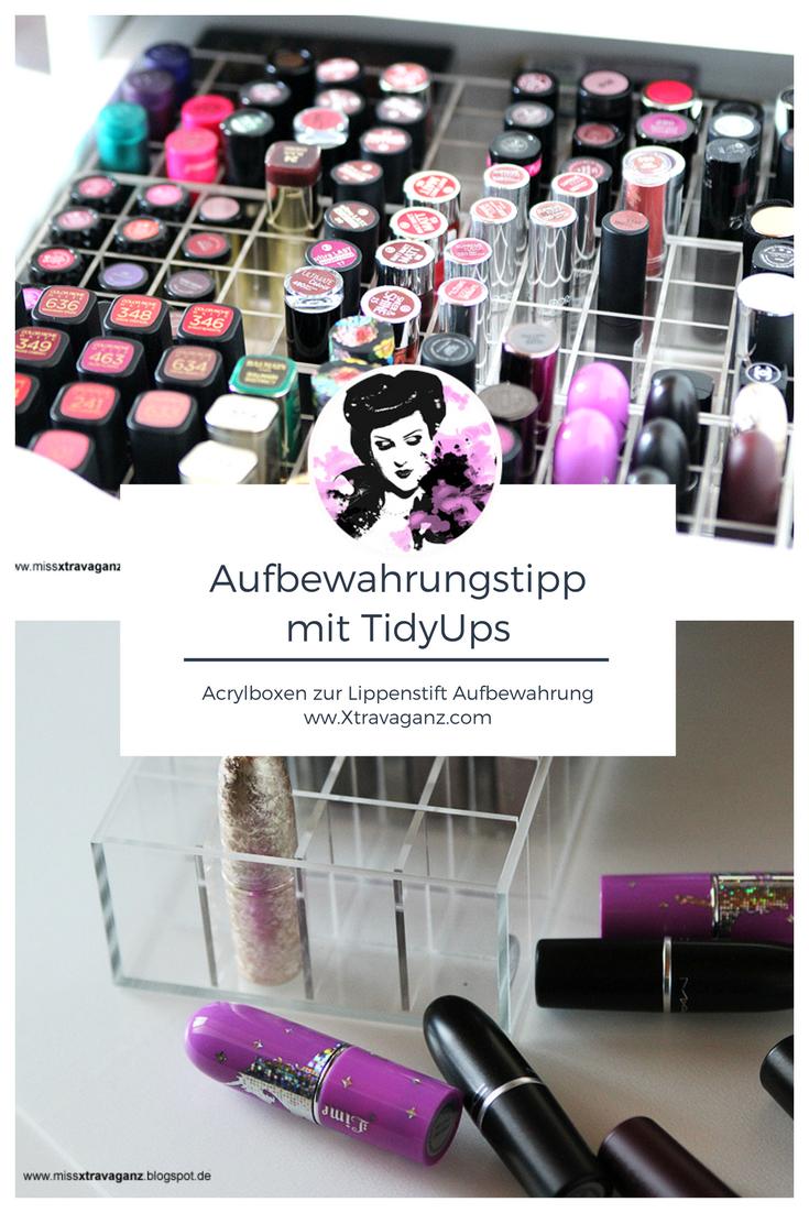 Kosmetik Aufbewahrung Ikea lippenstift aufbewahrung ikea alex tidyups acryl boxen unbezahlte