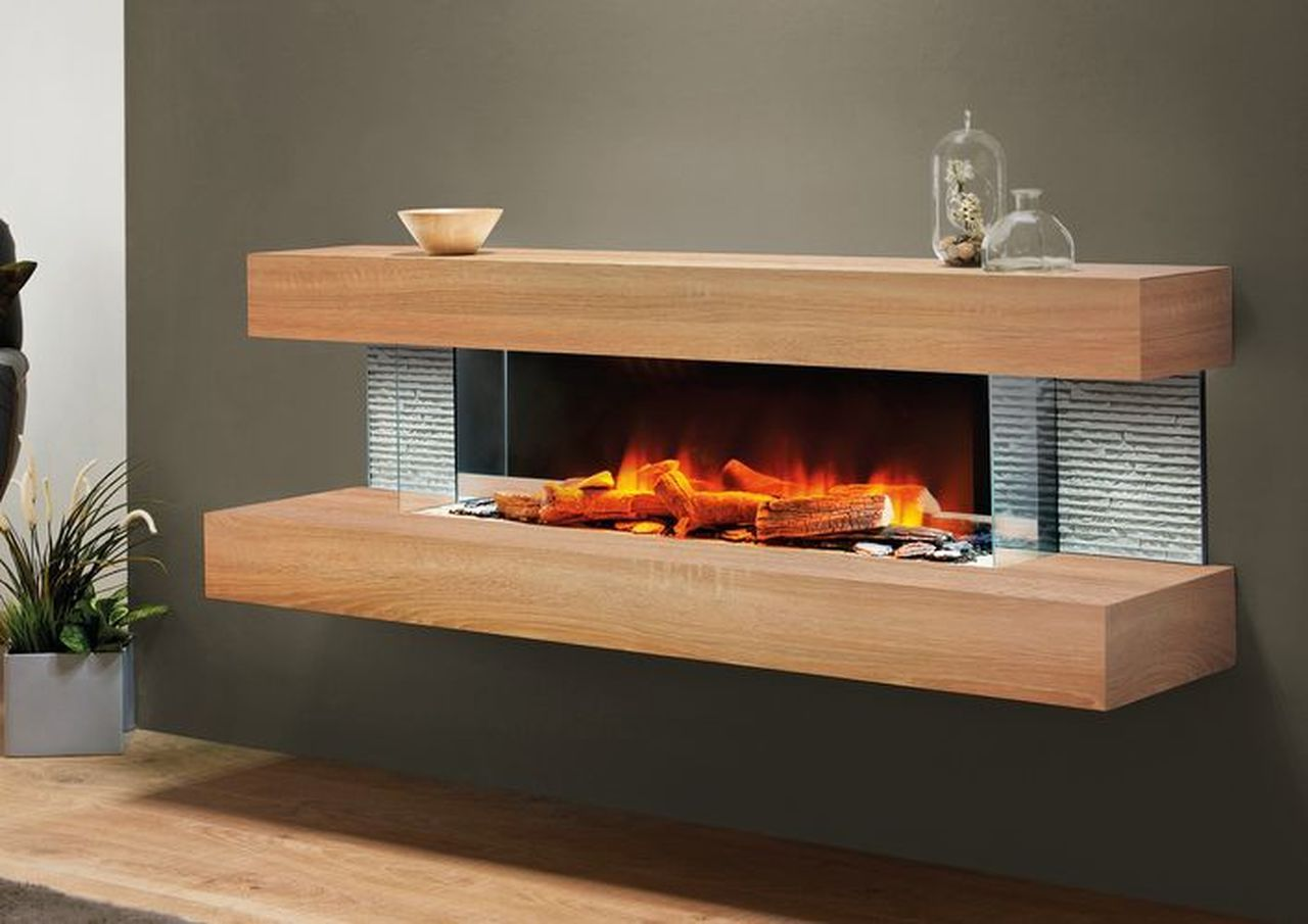 Evolution Fires Vegas 72 Electric Fireplace Electric