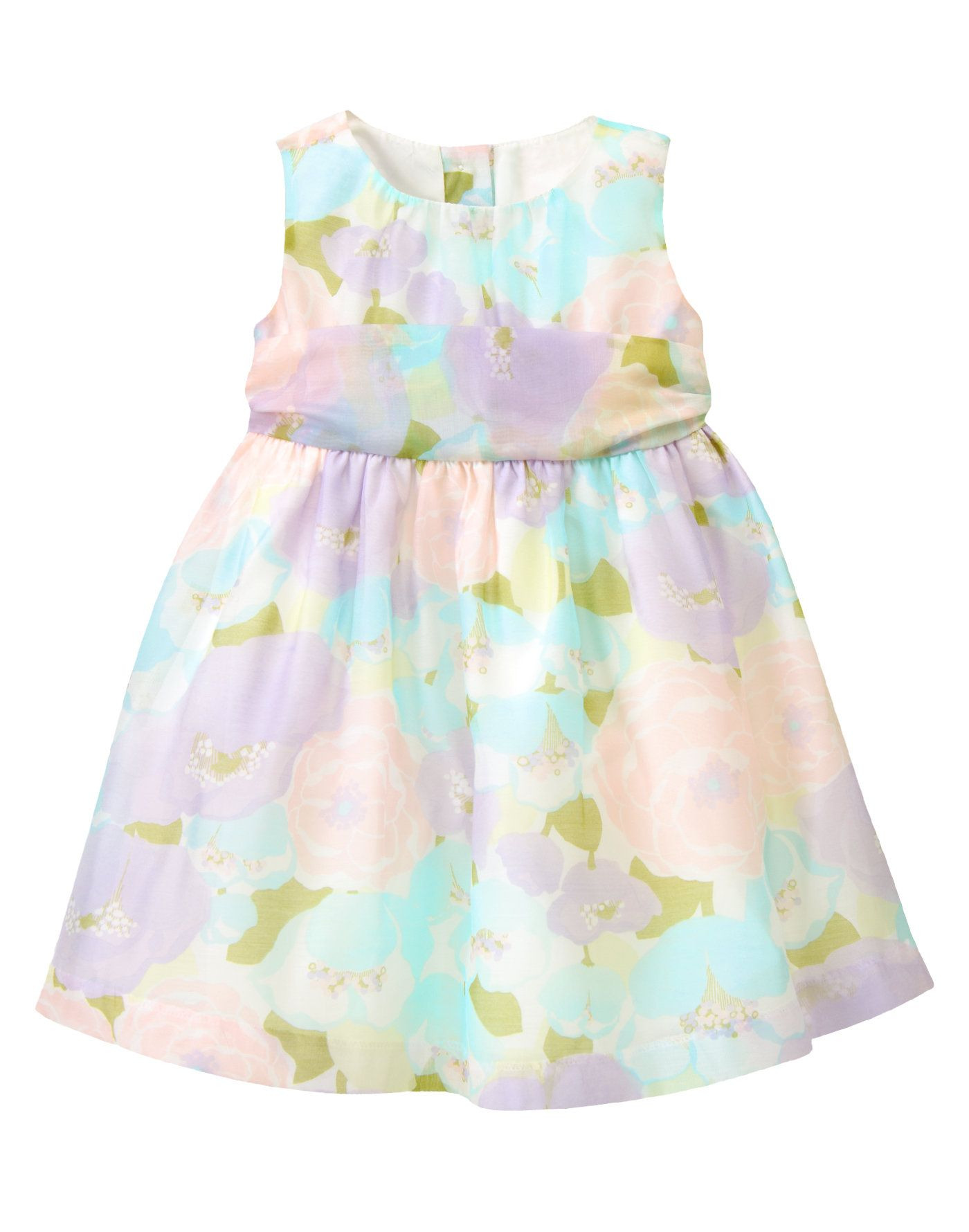 ca599a37fa56 Floral Organza Dress at Gymboree | coordinating g/b outfits for the ...