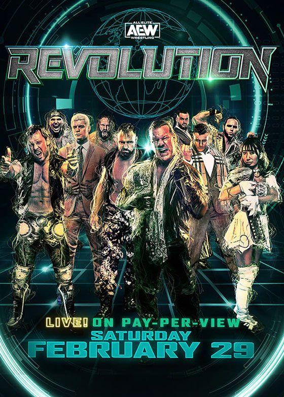 AEW Revolution 2020 PPV Review