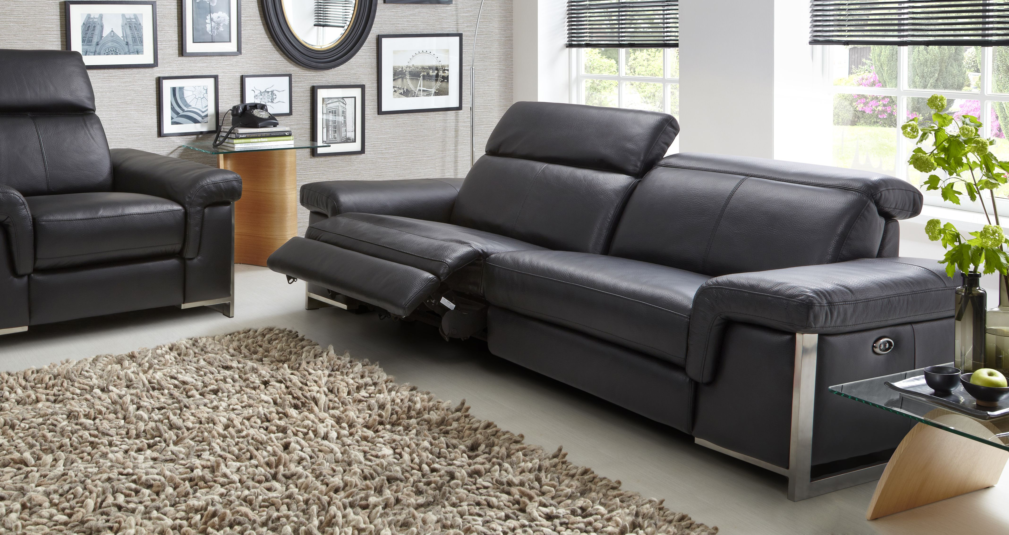 A Stylish Focal Point For Any Living Space The Luxurious Range Is Perfect Dfs SofaLeather ReclinerTv RoomsReclinersSofasFocal