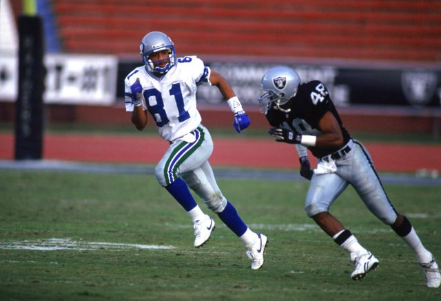 Tommy Kane Wr Seattle Seahawks 1988 1992 Nfl Canadian Players
