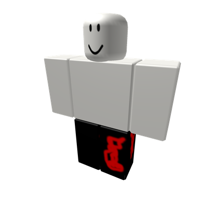 Chainsaw man pants v.1 - ROBLOX
