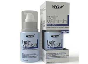 WOW Hair Vanish for Men100 ml At Rs.499
