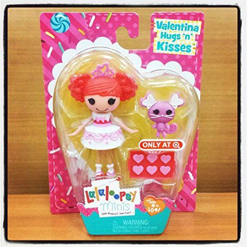 Lalaloopsy Minis 2015 Valentines Day Target Exclusive Valentina
