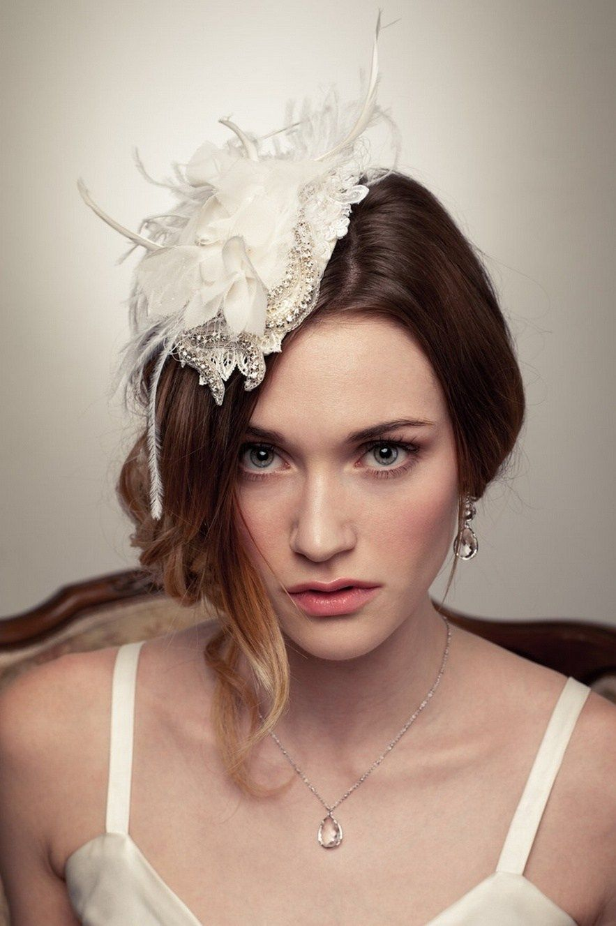 Soft and Romantic wedding makeup looks for fair skin 30 in