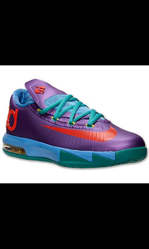 promo code f5aa2 26c60 nike kd purple blue red my