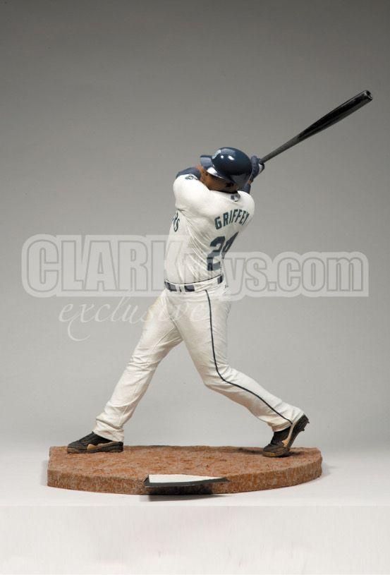 b8111dcf94 Ken Griffey Jr. (Seattle Mariners) #24 CLARKtoys.com McFarlane Exclusive