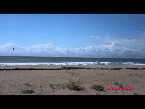 Beach Update-Hatteras Island 6.6.12