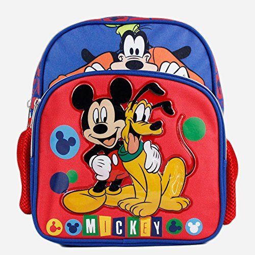 9e9bad0efdfc Pin by Jessica Lopez on Baby baby! | Small backpack, Mickey mouse ...