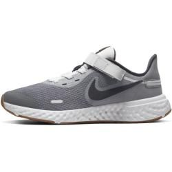 Photo of Nike Revolution 5 FlyEase Older Kids' Running Shoe (Wide) – Gray Nike