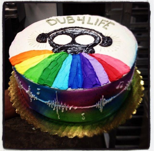 Dub cake