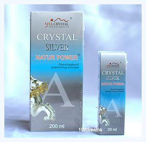 Colloidal nano Silver - Strong antibacterial activities