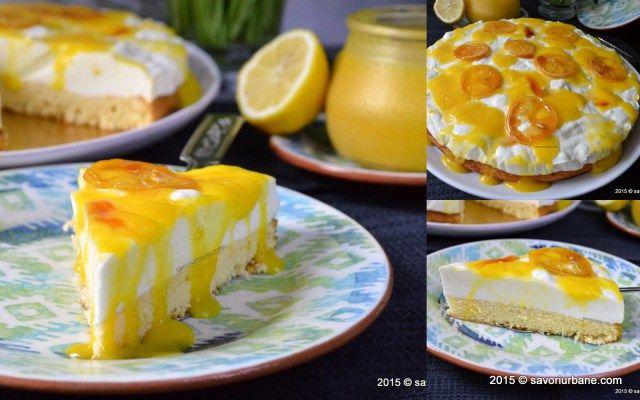 Tort iaurt lamaie Savori Urbane