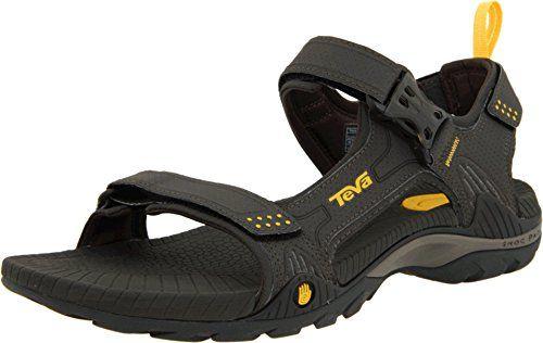 Teva Men's Terra FI Lite M's Athletic Sandals Grey Grau (Guell Black/Grey 916) 13 Msd9EpOSG