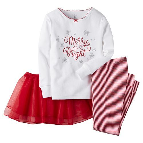 ac6824454 $17 sale (reg $34) cotton top and leggings but tutu is flame resistant. :( Carter's  Girls 4-8