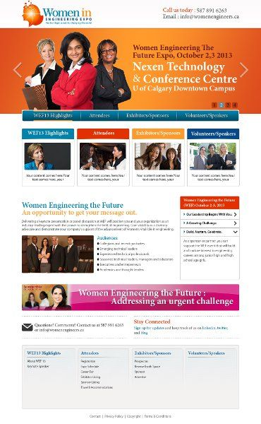 Web design sample #Design #Branding #Digital Marketing #Logo - sample marketing brochure