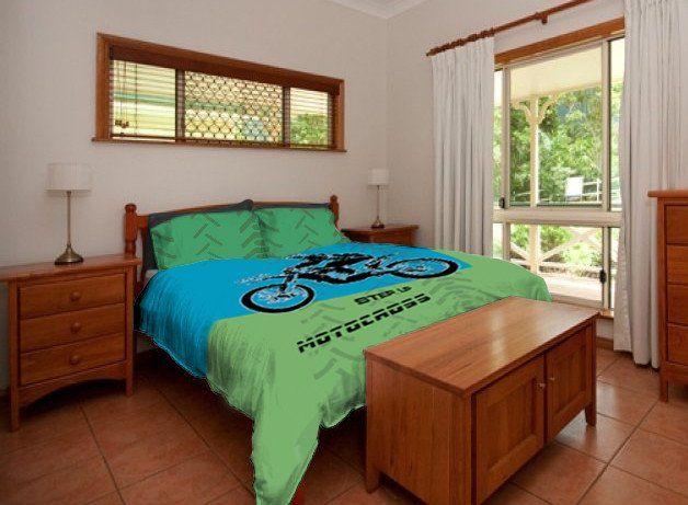 Motocross Bedding