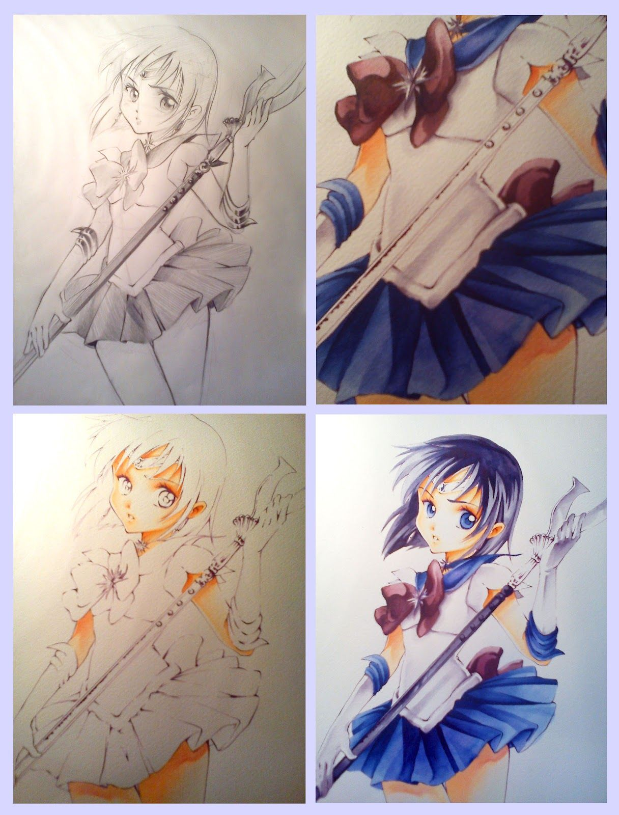 How To Draw Sailor Moon How To Draw Manga Face Girl Face Cute