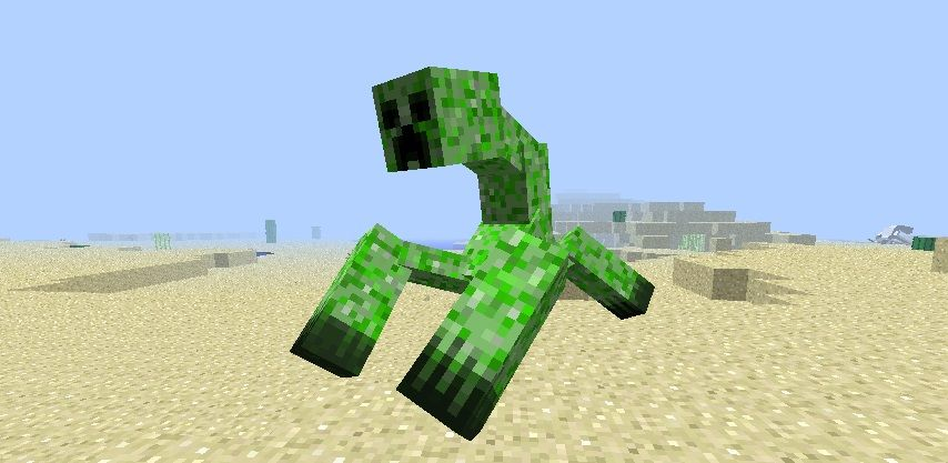 Mutant Creatures Mod Minecraft Images Minecraft Pixel Art Creeper Minecraft