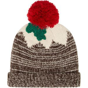 Dorothy Perkins Christmas pudding hat