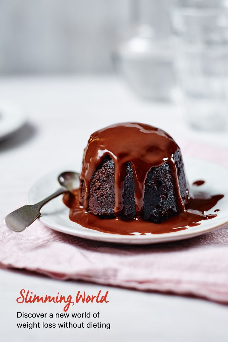 Chocolate mug puds | Slimming World | Recipe | Sweets ...