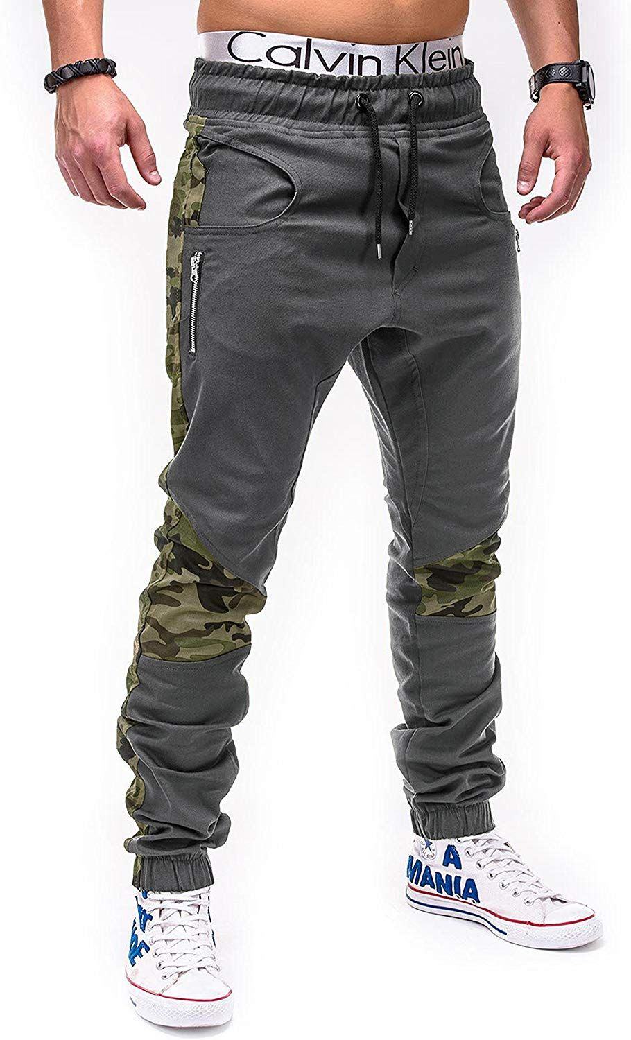 Betterstylz Dixonbz Chino Jogger Harem Style Jogginghose Trainingshose Camouflage Tarn Muster In Div Farben S Xxl Small Jogginghose Chino Jogger Camouflage