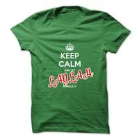 Keep Calm And Let LAYLAH Handle It