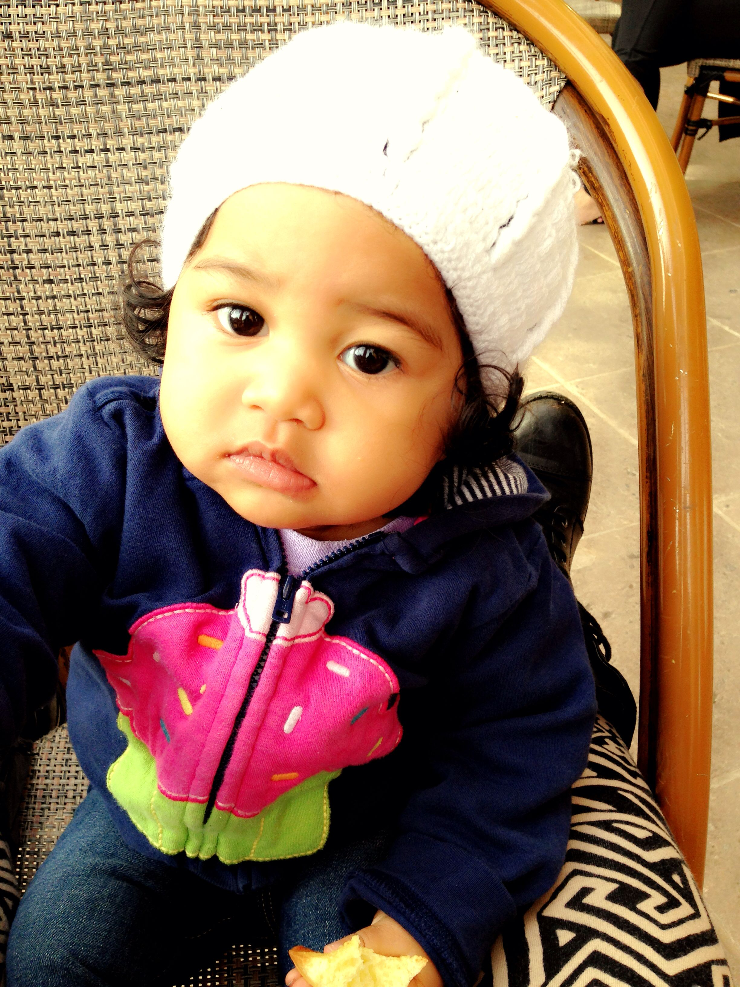 Mixed Baby Filipino Chinese Spanish Native American