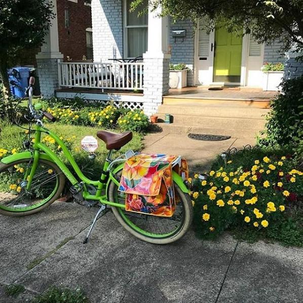 Pin Auf Ikuri Fahrradtaschen Taschen Aus Wachstuch Und Plane