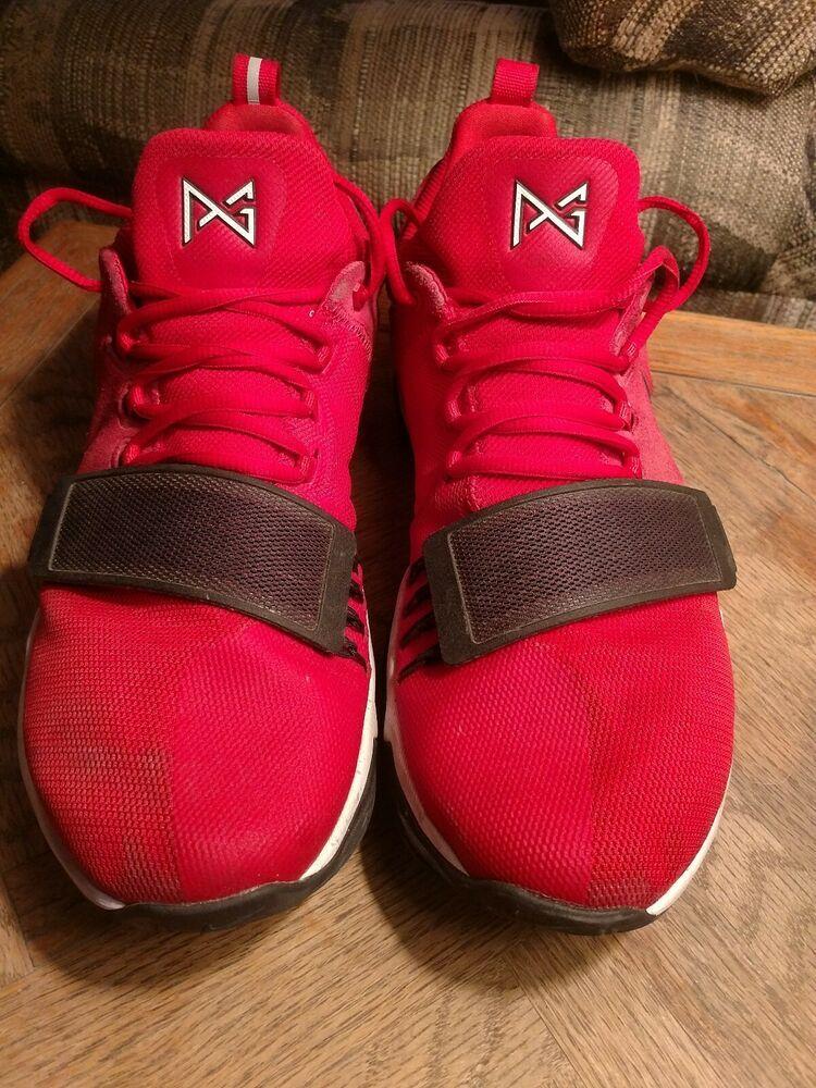 official photos 99f0b 29c9b Nike Mens PG1 University Red Black 878627-602 US 10.5 #fashion #clothing #