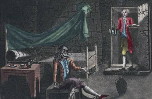 Story of the man in the #iron #mask