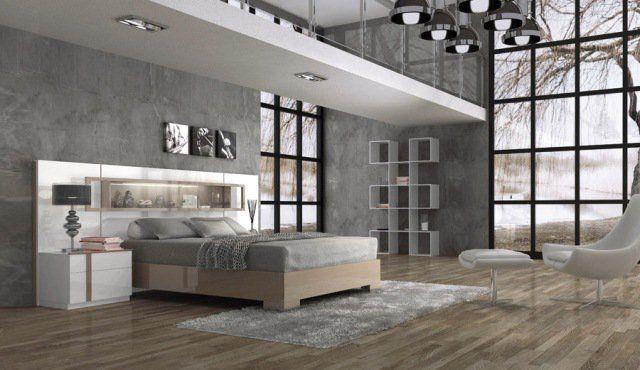 99 idées déco chambre à coucher en couleurs naturelles Deco and Loft