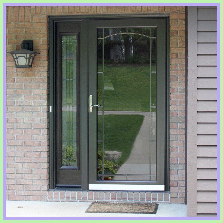Pin On Retractable Screen Door For Double Front Door
