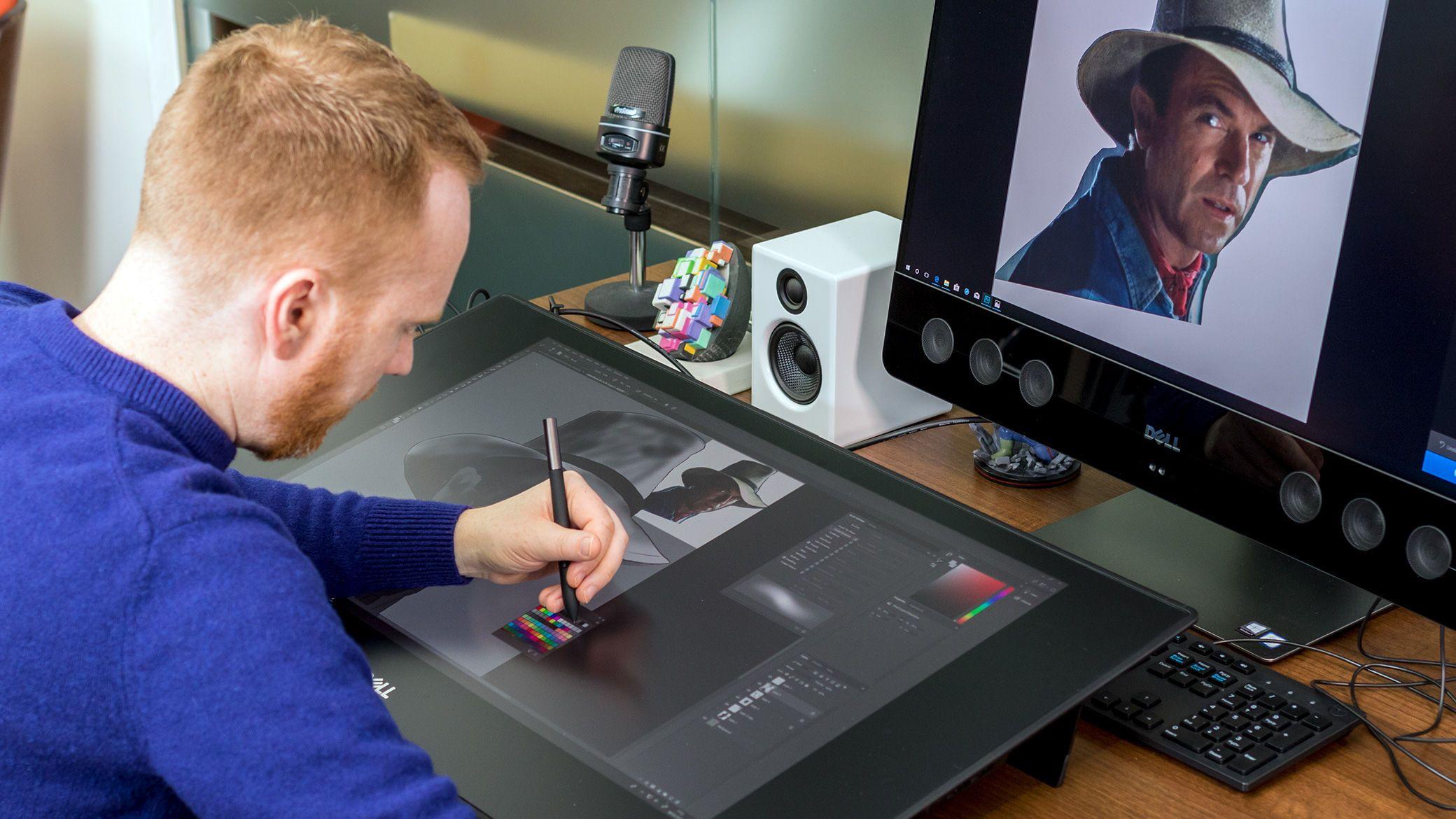 Affordable Cintiq alternative drawing tablets