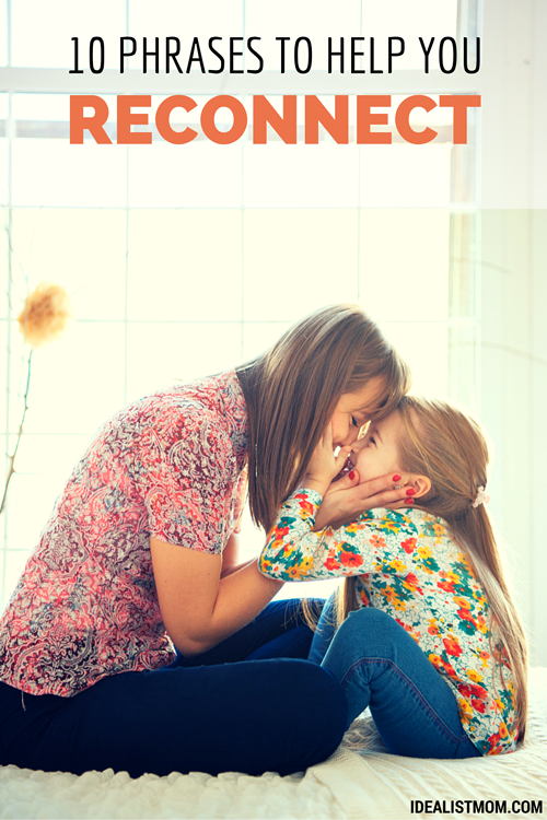 When your kid is grumpy, moody, or angry, use these miracle phrases to reconnect. Thanks to these parenting tips, you'll have a healthier (and closer) relationship with your child.
