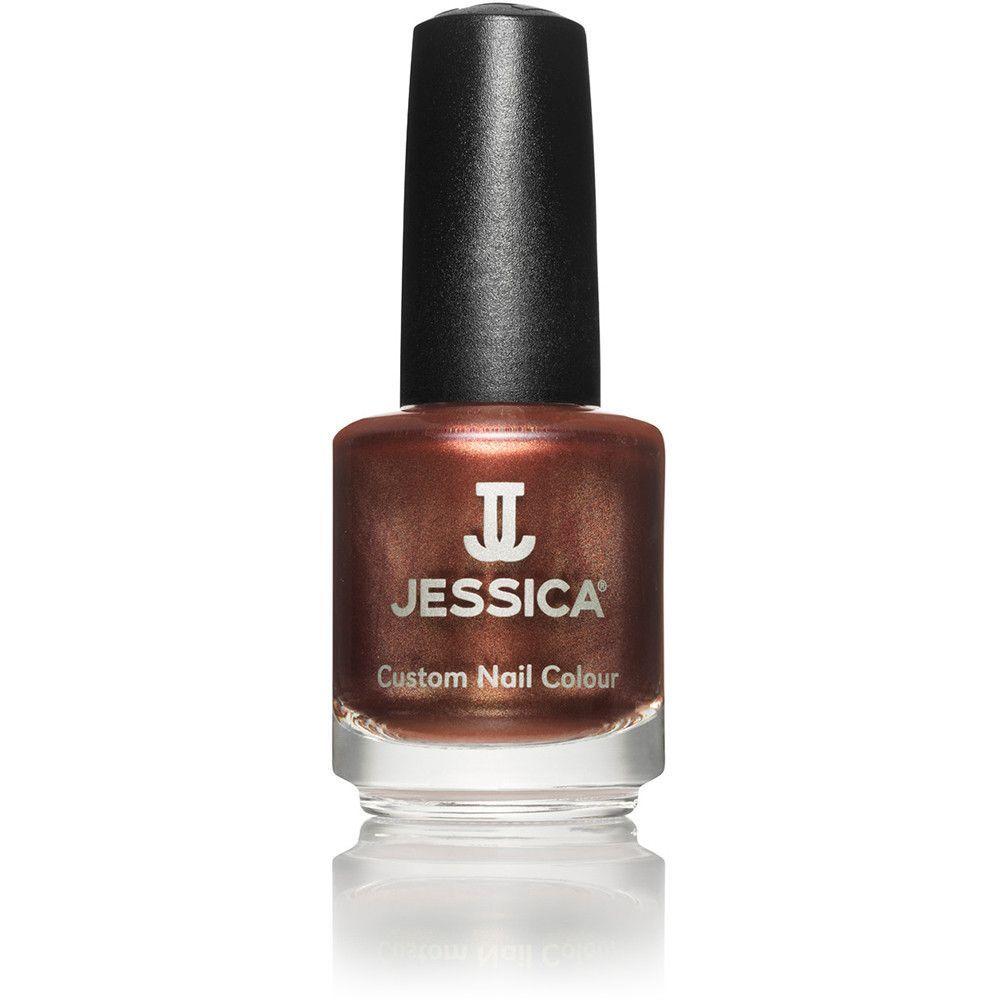 Jessica Nail Polish - Hot Fudge 0.5 oz - #432 | Jessica nail polish ...