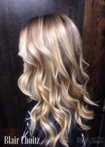 best hairstyles for medium length hair waves curls