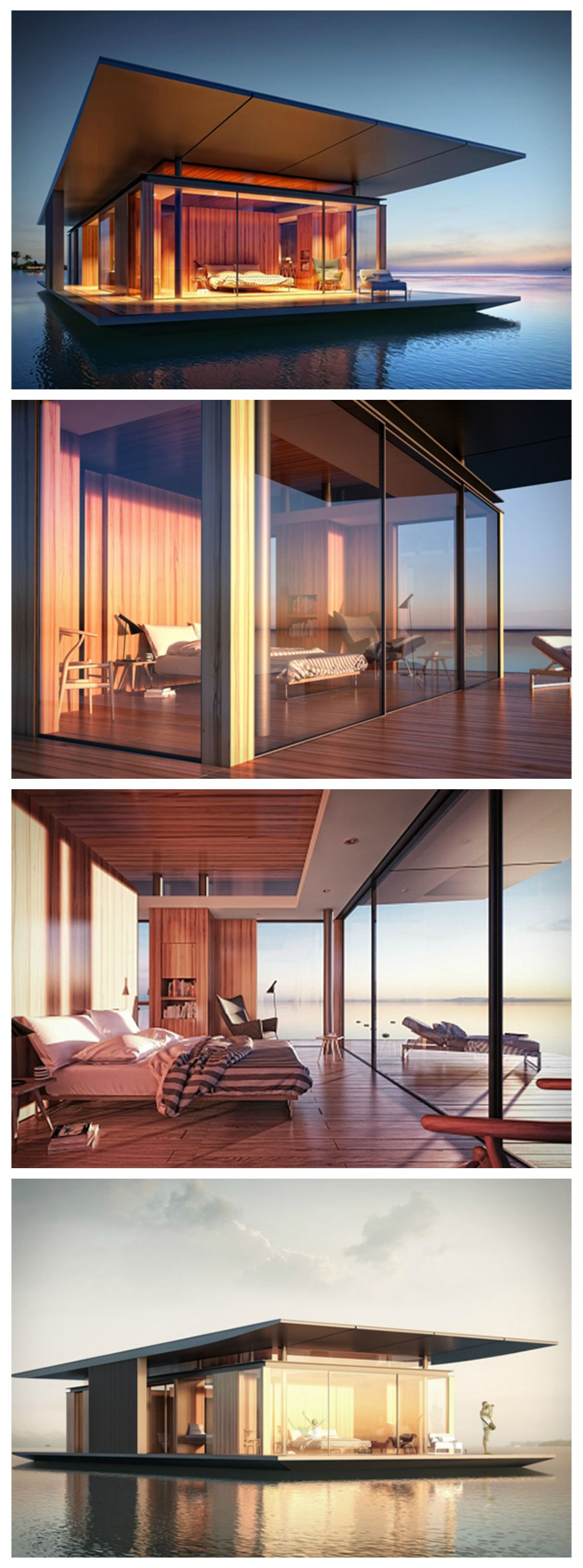 Floating House- With Windows-rp