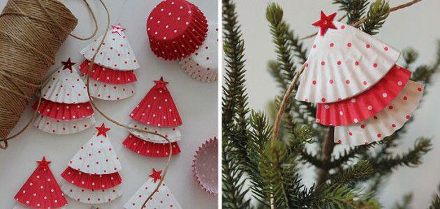 Guirnaldas para decorar tu casa en navidad navidad navidad manualidades navidad y navidad ni os - Guirnaldas navidad manualidades ...