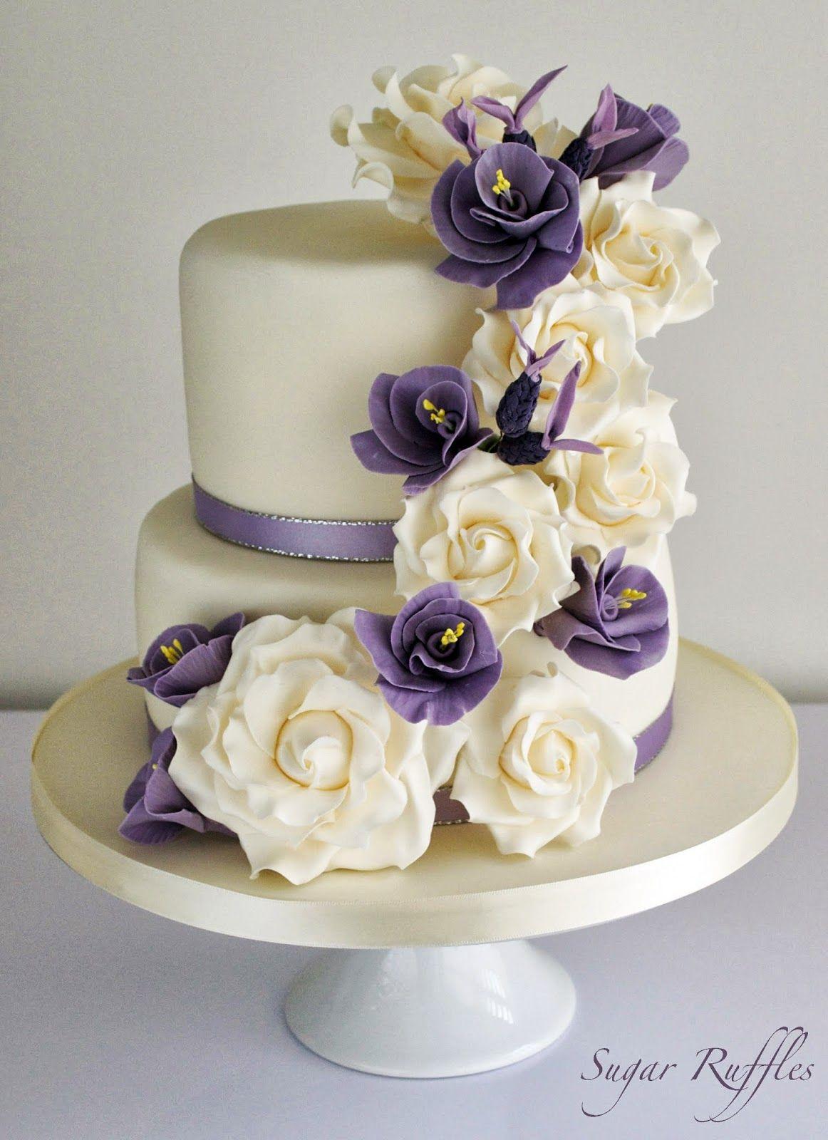 Wedding cake special occasions pinterest elegant wedding cakes