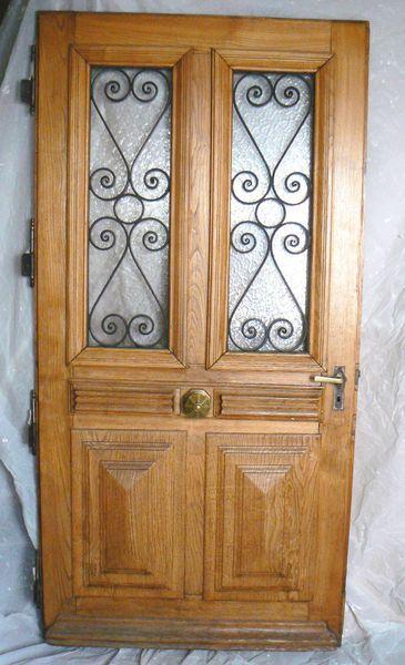 portes anciennes portes